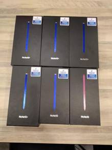 New Samsung Note 10 Plus 512GB. Jual 15OORM jer