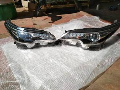 Toyota fortuner original headlamp set RH LH