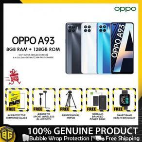 OPPO A93[8+128/AMOLED/18W Charge/48MP]-ORI NEW SET