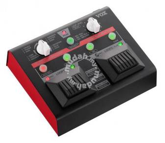 Vox Lil' Looper - Dynamic Guitar Looper Pedal