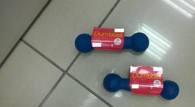 2X 0.5kg Dumbell Japan Import) (Fitness Sport Gym)