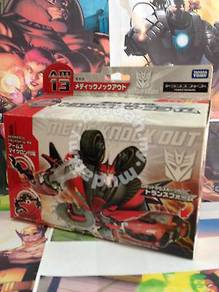 Transformers prime am-13 medic knock out NIB