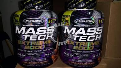 Mass tech extreme 2000 Whey protein mass gainer mu