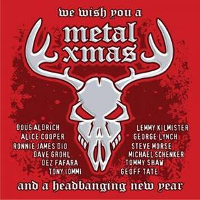We Wish You A Metal Xmas And A Headbanging