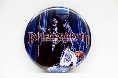 Badge MAGNET - BLACK SABBATH - Dehumanizer CD