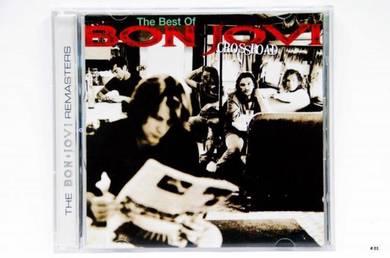 Original CD BON JOVI Cross Road [1994] Remastered