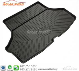 Perodua Bezza Cargo Trunk Boot Tray