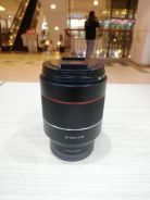 Samyang af 50mm f1.4 fe lens-sony fe mount