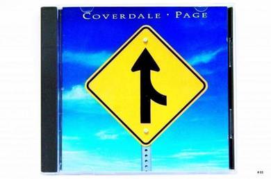Original CD - COVERDALE PAGE - Coverdale Page [93]