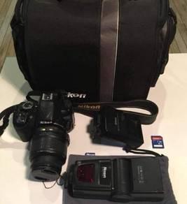 Nikon D3100 bLack