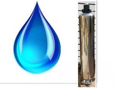 Water Filter / Penapis Air s.steel (Azmi) f8r8