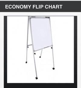 4x3 Flip Chart Whiteboard