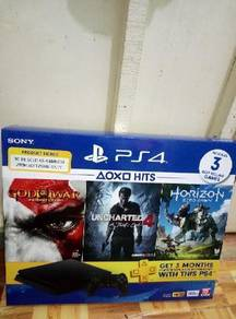 Ps4 NEW SET BUNDLE 500GB
