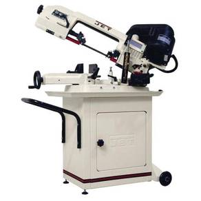 JET Mitering Metalworking Horizontal Band Saw
