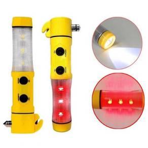 4 in 1 emergency flashlight / lampu suluh 05