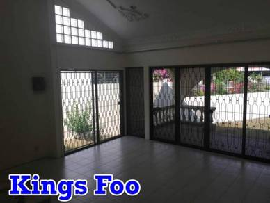 Semi-D House For SALE at Taman Ayer Rajah (near adventist hospital)