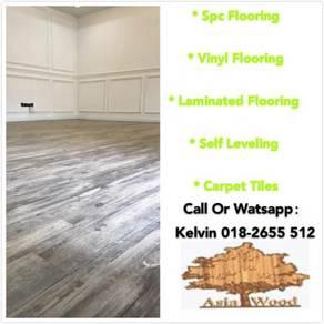 Laminate Flooring / Vinyl / SPC -H528