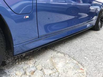 BMW F30 M performance side skirt carbon F30 M3