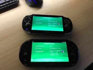 PS Vita Henkaku