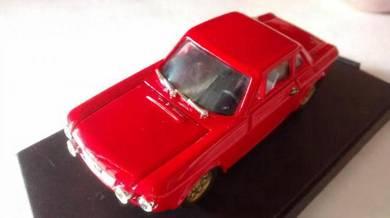 Progetto K Lancia Fulvia Coupe HF 1600 Presentazio