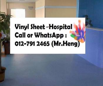 BestSeller Vinyl Sheet Flooring for Hospital IH90