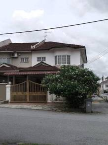 [Near Toll] END LOT Double Storey Taman Megah Oakland Seremban 2