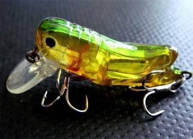 JPM Lure Series : Grasshopper SinkingMinnow