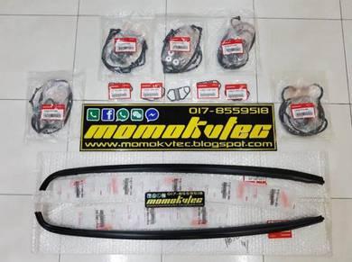 New Honda Gasket Cover Solenoid Oil Seal Ori Japan