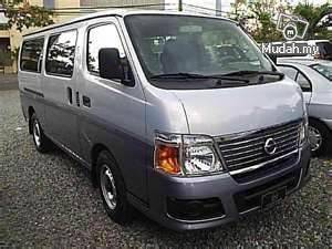 Nissan urvan van for tour kuala lumpur rental van