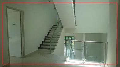 2.5 Semi-D House, (Sky Garden) Taman Dagang, Ampang (Q1664)