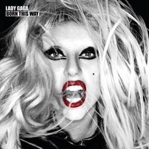 Lady Gaga Born This Way 180g 2LP