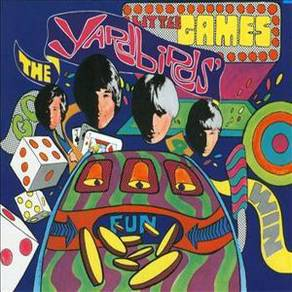 The Yardbirds Little Games 180g LP