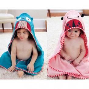 Kids hooded bath towel / Tuala kanak2 09