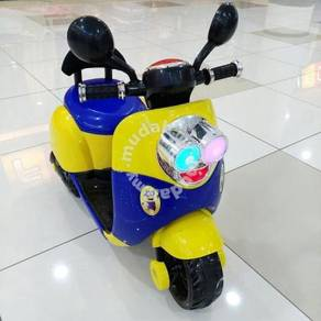 Kids jb Children Motorbike MINION Scooter Kid