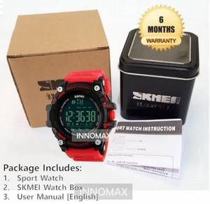 NEW Skmei 1227 Sport Smart Watch Kira Kalori