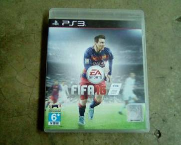 Ps3 game FIFA 16 (F)