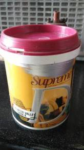 Dulux supreme O'KEEFE GREY