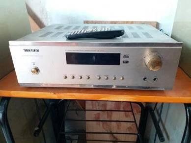 Amplifier + Speaker