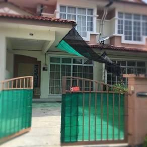 Rumah Teres 2 Tingkat