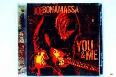 Original CD - JOE BONAMASSA - You & Me [2006]