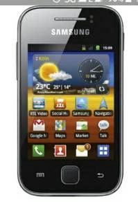 Samsung y young