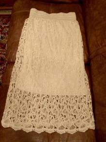 Lacey Skirt (Size M)