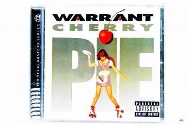 Original CD - WARRANT - Cherry Pie [90-04]