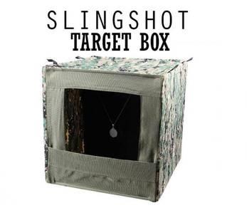 Slingshot Practice Shooting Target box camo