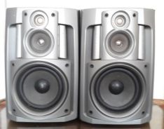 Speaker Powerful JVC