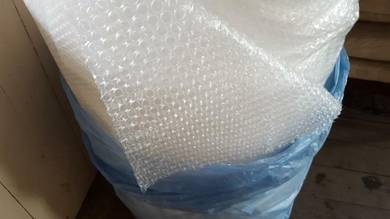 Bubble wraping