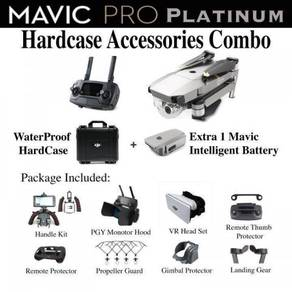 DJI Mavic Platinum Hardcase Accessories Combo Pack