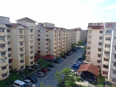 Apartment Subang Suria dekat Subang Bestari