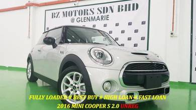 Recon Mini Cooper S for sale