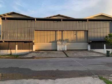 2 units big warehouse industrial, tudan Miri